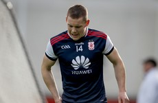 Early Con O'Callaghan goal helps Cuala to fourth Dublin title in five years - but leaves dual star injured