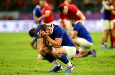 France coach Brunel disappointed by contentious Welsh try