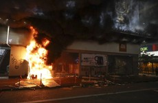 Protesters ignore ban to clash with police in Hong Kong