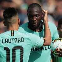 Lukaku on the double as Inter survive late fightback in chaotic seven-goal thriller