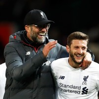 Lallana keeps Liverpool unbeaten but win streak ends against improved Man United
