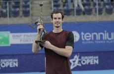 Tears of joy as Murray seals miraculous European Open win