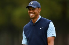 'It affected the way my back was feeling' - Woods feeling fit following knee surgery