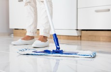 My floors always look streaky after mopping - what am I doing wrong?