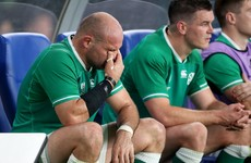 Schmidt found Ireland's performance hard to explain as his team fell at a familiar hurdle