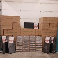 More than 400,000 cigarettes and cannabis worth €21,000 seized by Revenue