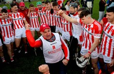 'I found that emotionally very hard' - changes on the way for Imokilly but they remain the elite in Cork