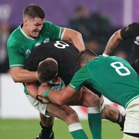 Over one million people tune in for Ireland's Rugby World Cup quarter-final with the All Blacks