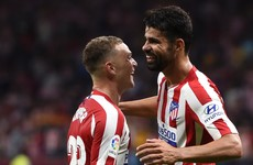 Trippier: Diego Costa calls me 'Rooney' 10 times a day
