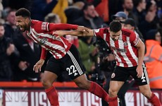 Sheffield United end Arsenal's eight-match unbeaten run