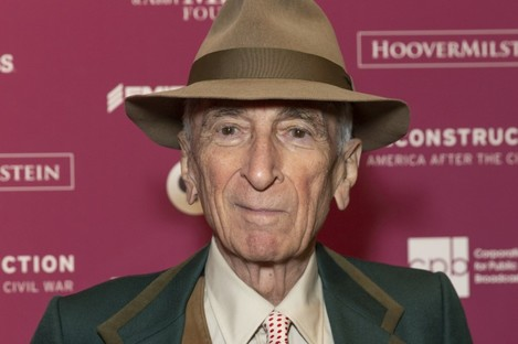 Gay Talese, pictured earlier this year.