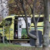 Armed man arrested after stealing ambulance and driving into bystanders in Oslo