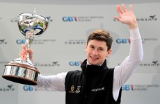 Oisin Murphy's Champion Jockey win a testament to his talent and work ethic