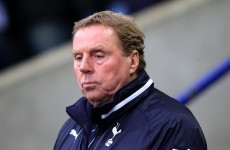 Harry Redknapp to leave Spurs - reports