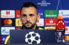 'What the f*ck?' - Inter midfielder bristles at Champions League question during press conference