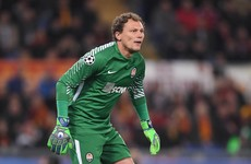 Watch: Bizarre decision by goalkeeper costs Shakhtar