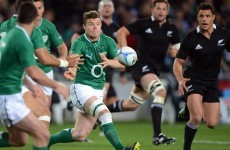 Allez les Bleus: Declan Kidney starts 10 Leinster players for All Blacks test