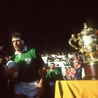 The Snapper: When Danny Boy was the Irish national anthem at the Rugby World Cup