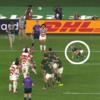 Analysis: Diminutive de Klerk and Davies making decisive defensive plays
