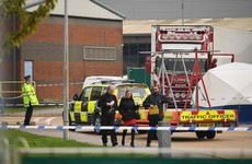 Murder investigation in UK after 39 people found dead in lorry container