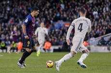 El Clasico postponed due to Catalan riots rescheduled for the week before Christmas