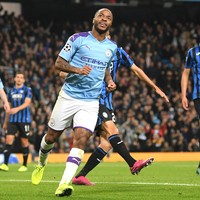 Raheem Sterling is 'in the top five players in the world now'