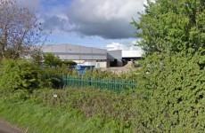 Fire crews battle blaze at recycling plant in Meath