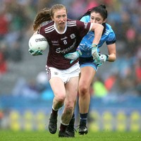 Ward, Goldrick and McGrath head up LGFA player of the year nominees