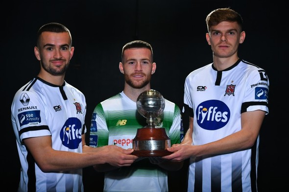 Jack Byrne, Michael Duffy and Sean Gannon up for PFAI Player of the Year