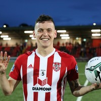 Derry youngster set to return to Premier League club 'a completely different player'