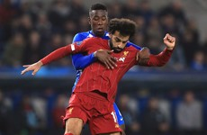 LIVE: Genk v Liverpool, Champions League