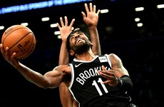 Kyrie Irving dazzles with 50 points in record-setting debut - but Nets lose in OT