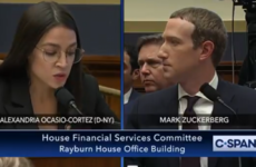 Ocasio-Cortez to Zuckerberg: 'You won't take down lies or you will take down lies?'