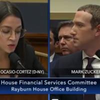 Ocasio-Cortez to Zuckerberg: 'You won't take down lies or you will take down lies?'