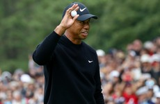 Tiger purrs as Woods bounces back to earn share of Zozo lead with stunning 64