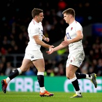 England recall Ford at 10 for World Cup semi-final against All Blacks