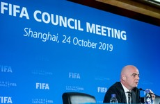 China to host expanded Club World Cup in 2021, featuring 8 European teams