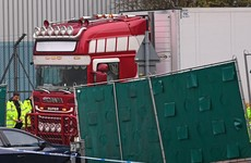 All 39 people found dead in Essex container were Chinese, police confirm