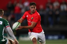 O'Sullivan and Holloway handed starts in Munster team to play Ospreys