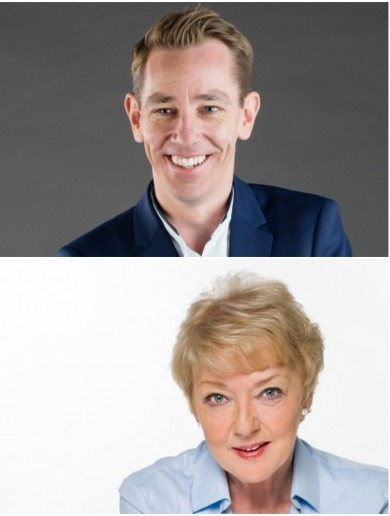 Tubridy on the rise but Marian loses listeners as competition keeping RTÉ 'on its toes'