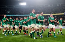 O'Driscoll and Nacewa comments offer interesting theory on Ireland's exit