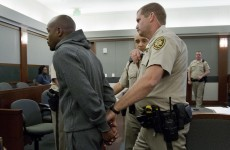 Denied: Mayweather motion to move detention from prison to home