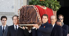 Spain exhumes Franco's remains and moves him from huge basilica to discreet grave