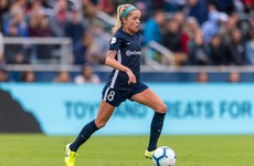 'I just need the ball' - Lavished with praise and awards in the US, Denise O'Sullivan chases more