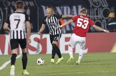 As it happened: Partizan Belgrade v Man United, Europa League