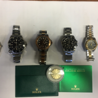 One man (23) arrested and €33,000, vehicles and watches seized during searches
