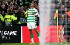 Jullien's 89th-minute header earns Celtic dramatic Europa League win against Lazio