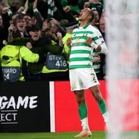 Jullien's 89th-minute header earns Celtic dramatic Europa League win against Lazio