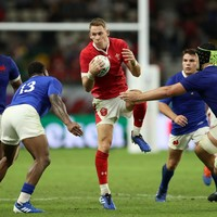 Halfpenny in for injured Williams as Gatland's Wales welcome back Davies