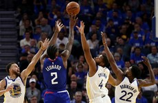 Kawhi's Clippers upstage Warriors in Chase Center bow, Giannis and Bucks down Rockets